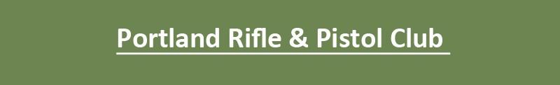 Portland Rifle & Pistol Club